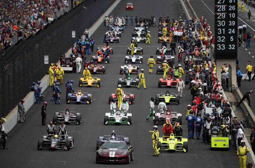 Indy 500, IndyCar, Indianapolis Motor Speedway (Photo by Chris Graythen/Getty Images)