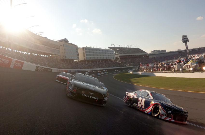 William Byron, Hendrick Motorsports, Charlotte Motor Speedway, NASCAR (Photo by Jared C. Tilton/Getty Images)