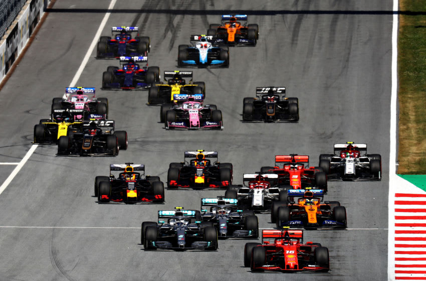 Formula 1, F1, Red Bull Ring, Austria, Austrian Grand Prix (Photo by Mark Thompson/Getty Images)