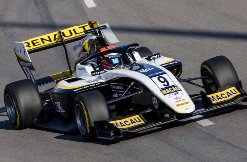 Christian Lundgaard, ART Grand Prix, Renault, Formula 2, Formula 1 (Photo by Yu Chun Christopher Wong/Eurasia Sport Images/Getty Images)