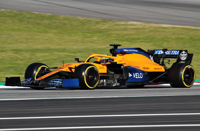 Lando Norris, McLaren, Formula 1 (Photo by Mark Thompson/Getty Images)