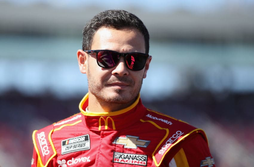 Kyle Larson, Chip Ganassi Racing, NASCAR (Photo by Christian Petersen/Getty Images)