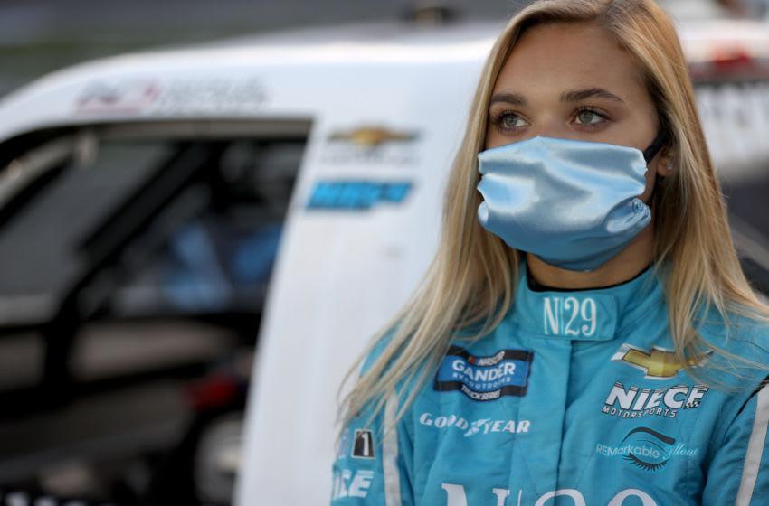 Natalie Decker, Niece Motorsports, NASCAR, Truck Series (Photo by Chris Graythen/Getty Images)