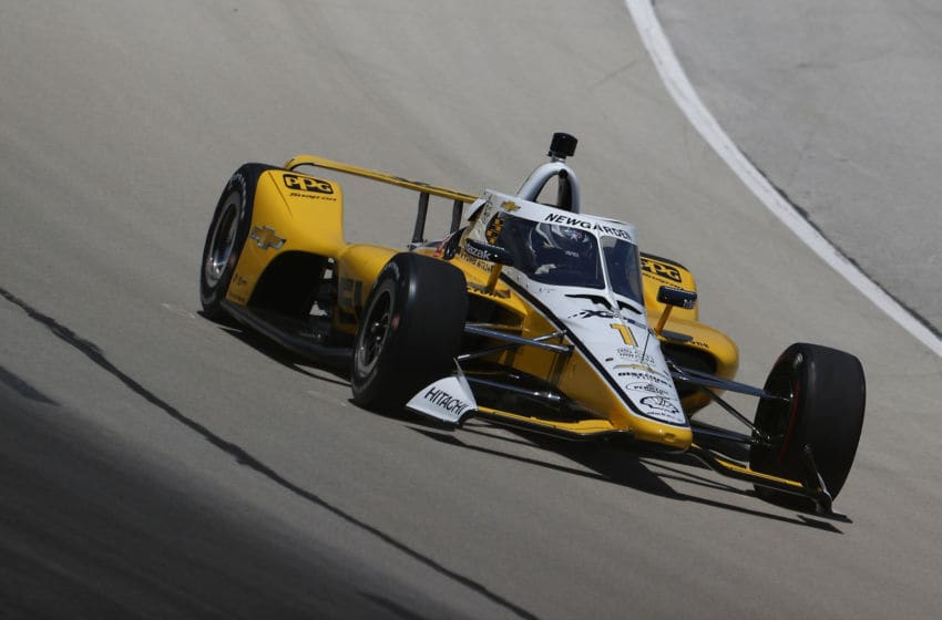 Josef Newgarden, Team Penske, Texas Motor Speedway, IndyCar (Photo by Ronald Martinez/Getty Images)