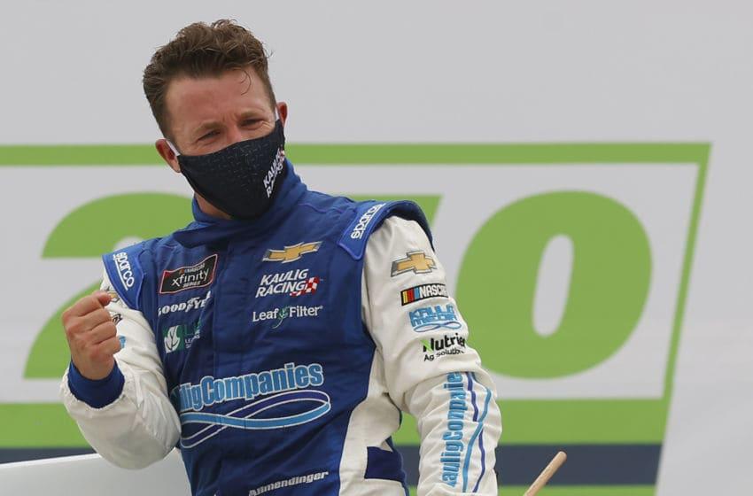 A.J. Allmendinger, Kaulig Racing, Atlanta Motor Speedway, NASCAR, Xfinity Series (Photo by Chris Graythen/Getty Images)