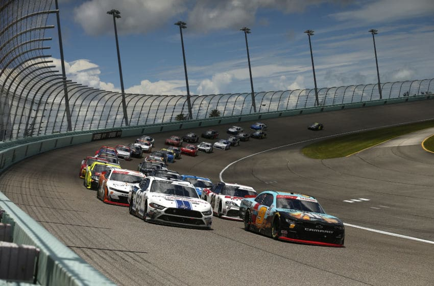 Homestead-Miami Speedway, NASCAR, Xfinity Series (Photo by Michael Reaves/Getty Images)