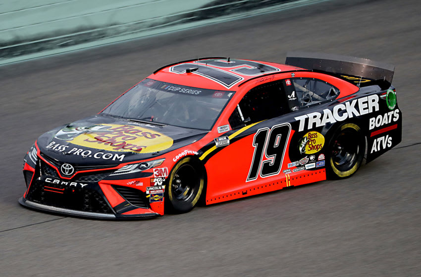 Martin Truex Jr., Joe Gibbs Racing, Homestead-Miami Speedway, NASCAR, Cup Series (Photo by Chris Graythen/Getty Images)