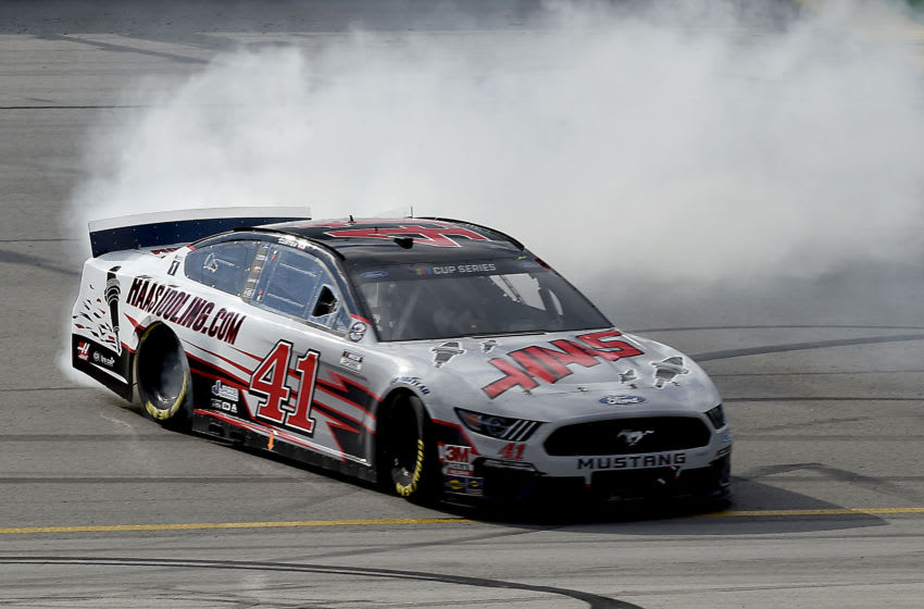 Cole Custer, Stewart-Haas Racing, Kentucky, NASCAR, Cup Series (Photo by Jared C. Tilton/Getty Images)