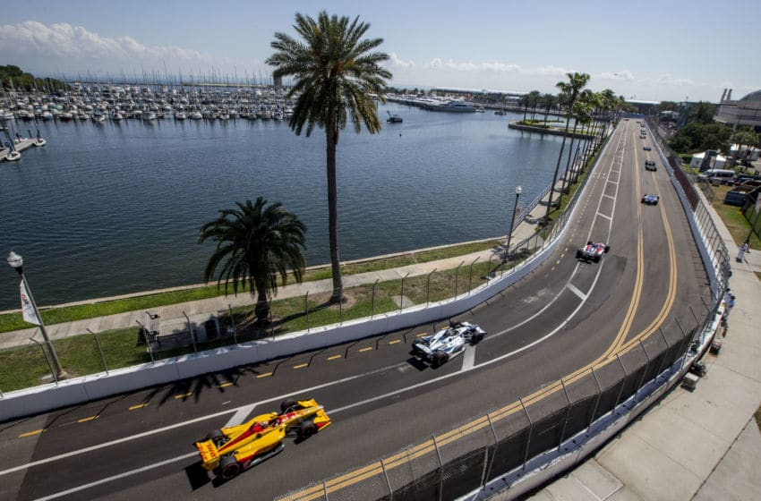 Streets of St Petersburg, Florida, IndyCar (Photo by Brian Cleary/Getty Images)