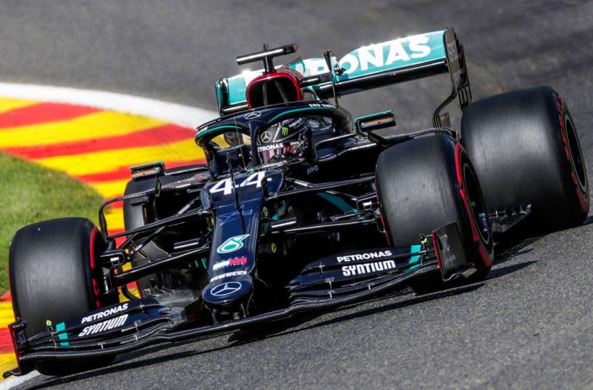 Formula 1 Grid Positions