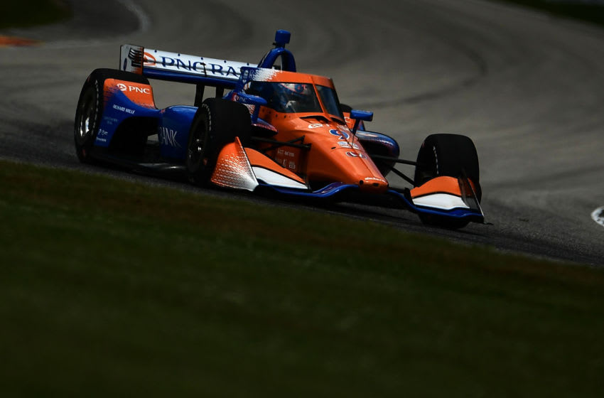 Scott Dixon, Chip Ganassi Racing, IndyCar (Photo by Stacy Revere/Getty Images)