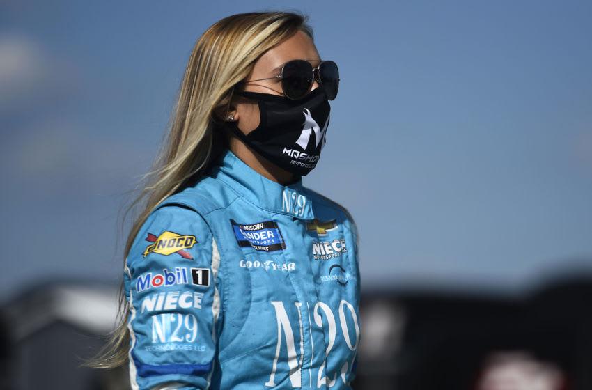 Natalie Decker, Niece Motorsports, NASCAR (Photo by Jared C. Tilton/Getty Images)