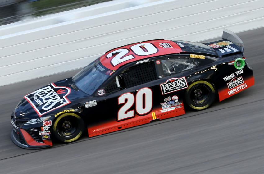 Erik Jones, Joe Gibbs Racing, NASCAR (Photo by Jamie Squire/Getty Images)