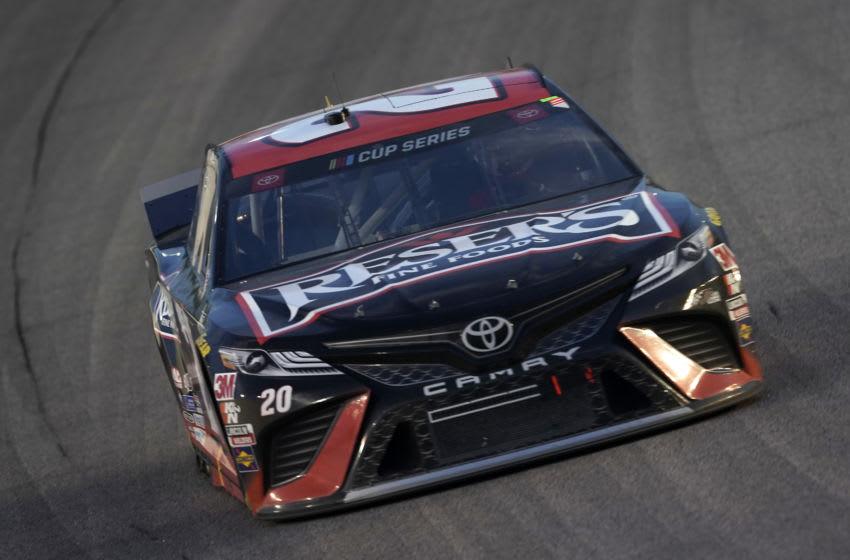 Erik Jones, Joe Gibbs Racing, NASCAR (Photo by Kyle Rivas/Getty Images)