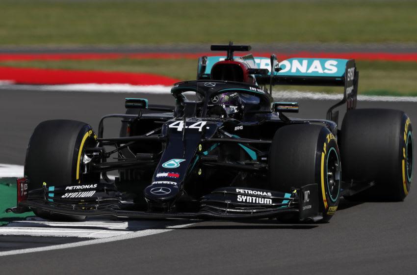 Lewis Hamilton, Mercedes, Formula 1 (Photo by Frank Augstein/Pool via Getty Images)