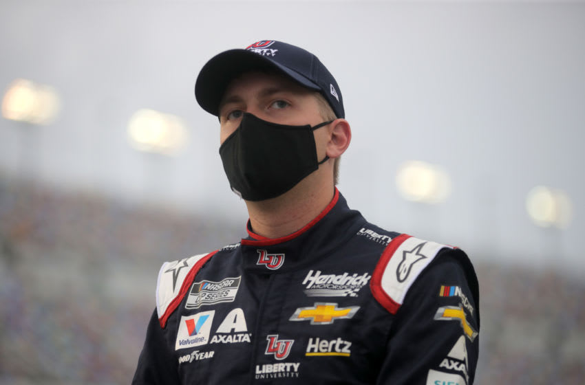 William Byron, Hendrick Motorsports, NASCAR (Photo by Chris Graythen/Getty Images)