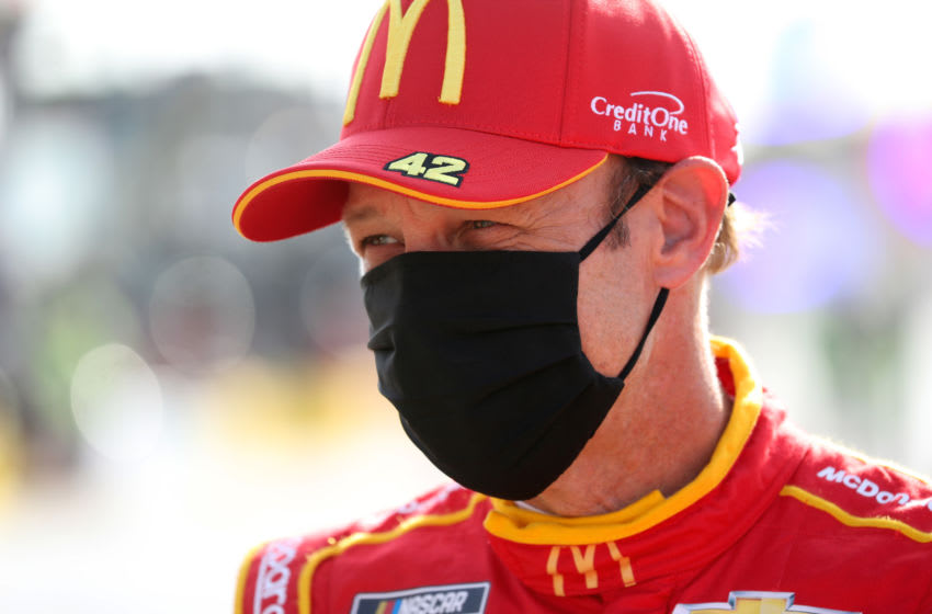 Matt Kenseth, Chip Ganassi Racing, NASCAR (Photo by Chris Graythen/Getty Images)
