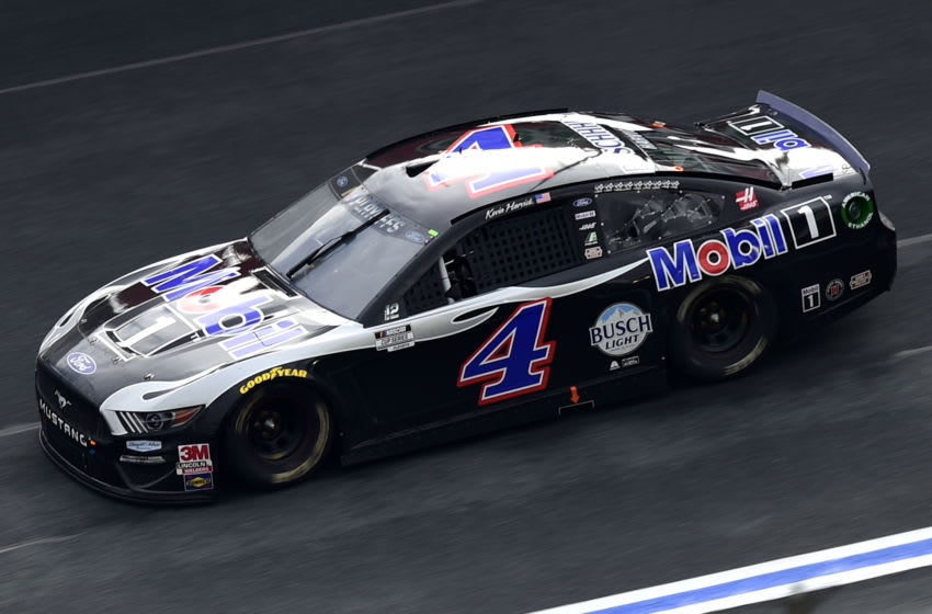 Kevin Harvick, Stewart-Haas Racing, Mobil 1, NASCAR (Photo by Jared C. Tilton/Getty Images)