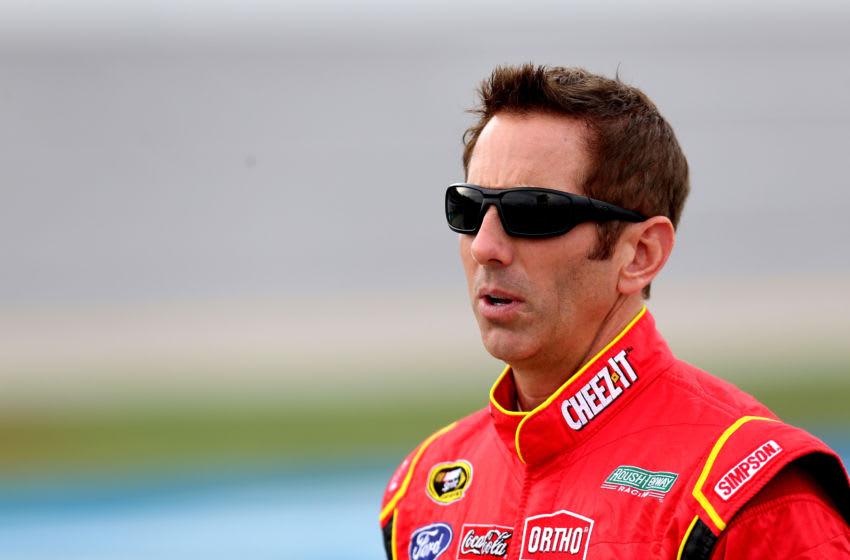 Greg Biffle, Roush Fenway Racing, NASCAR (Photo by Jerry Markland/Getty Images)