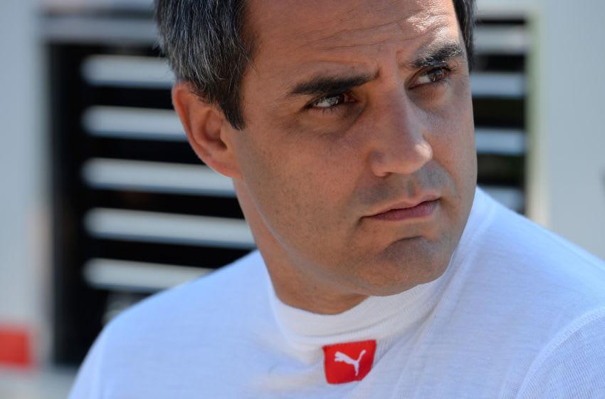 Juan Pablo Montoya, Team Penske, IndyCar (Photo by Robert Laberge/Getty Images for Texas Motor Speedway)