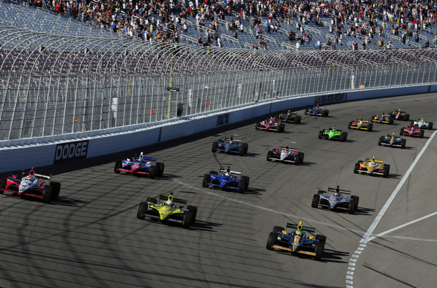 Dan Wheldon tribute, IndyCar (Photo by Robert Laberge/Getty Images)