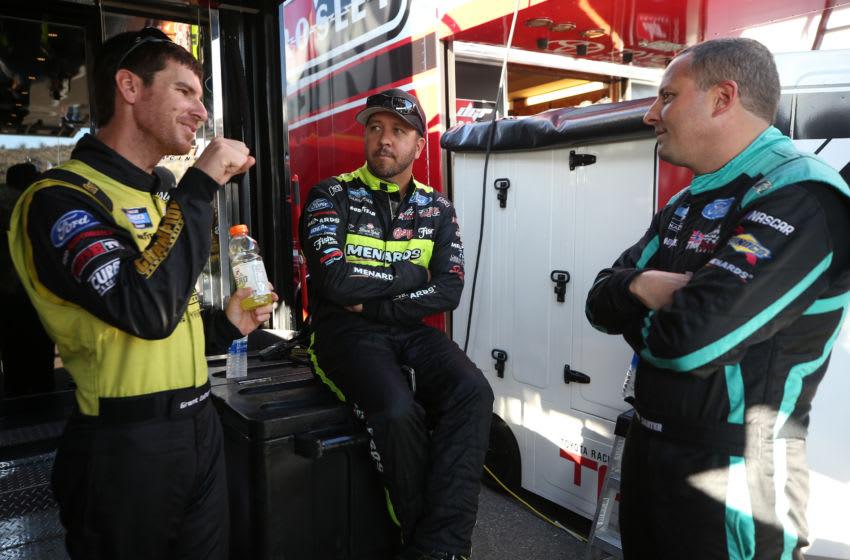 ThorSport Racing, NASCAR (Photo by Matt Sullivan/Getty Images)