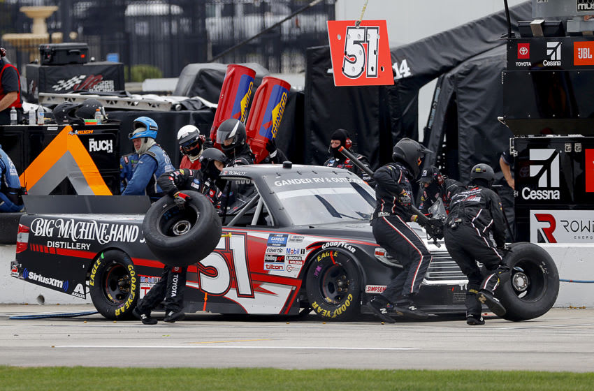 Kyle Busch, Kyle Busch Motorsports, NASCAR (Photo by Kevin C. Cox/Getty Images)
