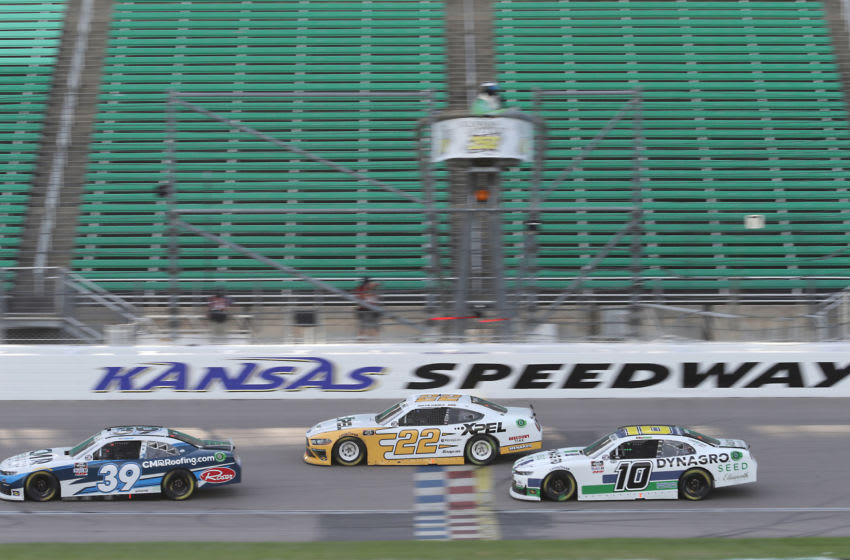Kansas Speedway, NASCAR (Photo by Jamie Squire/Getty Images)