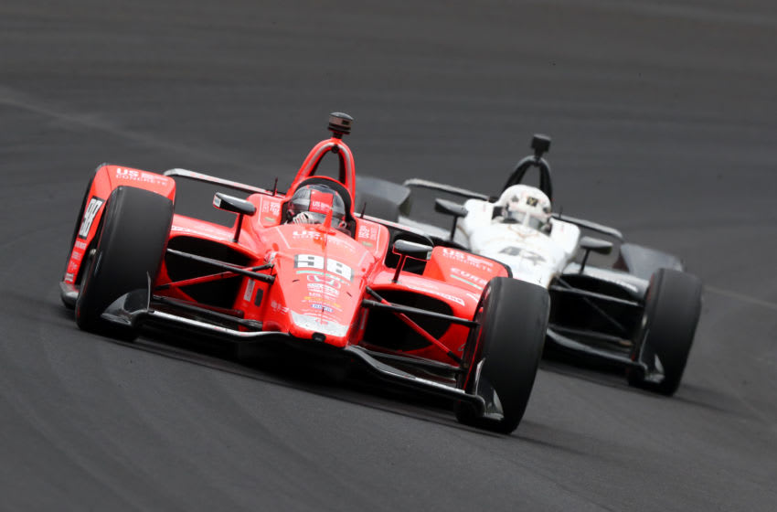 Marco Andretti, Andretti Herta Autosport, Indy 500, IndyCar (Photo by Clive Rose/Getty Images)