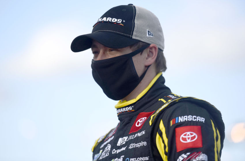 Brandon Jones, Joe Gibbs Racing, NASCAR, Xfinity Series (Photo by Jared C. Tilton/Getty Images)