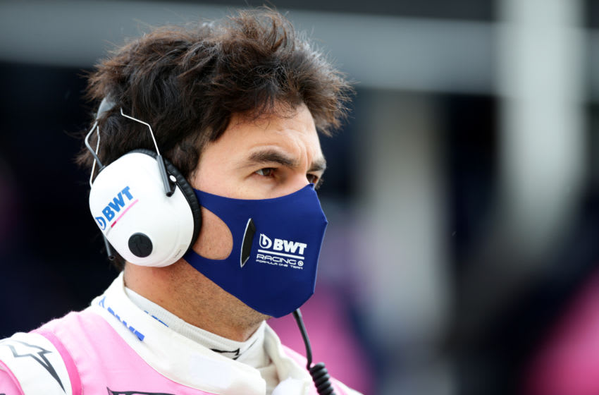 Sergio Perez, Racing Point, Formula 1 (Photo by Peter Fox/Getty Images)