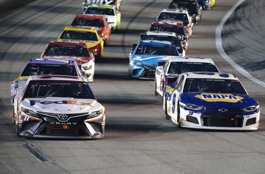 NASCAR (Photo by Kyle Rivas/Getty Images)