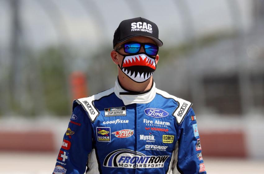 John Hunter Nemechek, Front Row Motorsports, NASCAR (Photo by Chris Graythen/Getty Images)