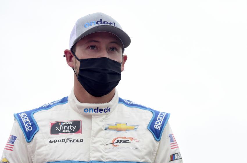 Daniel Hemric, Joe Gibbs Racing, NASCAR (Photo by Jared C. Tilton/Getty Images)