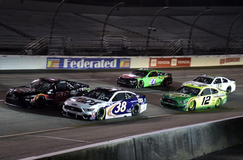 John Hunter Nemechek, Front Row Motorsports, NASCAR (Photo by Jared C. Tilton/Getty Images)