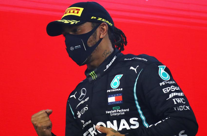Lewis Hamilton, Mercedes, Formula 1 (Photo by Bryn Lennon/Getty Images)