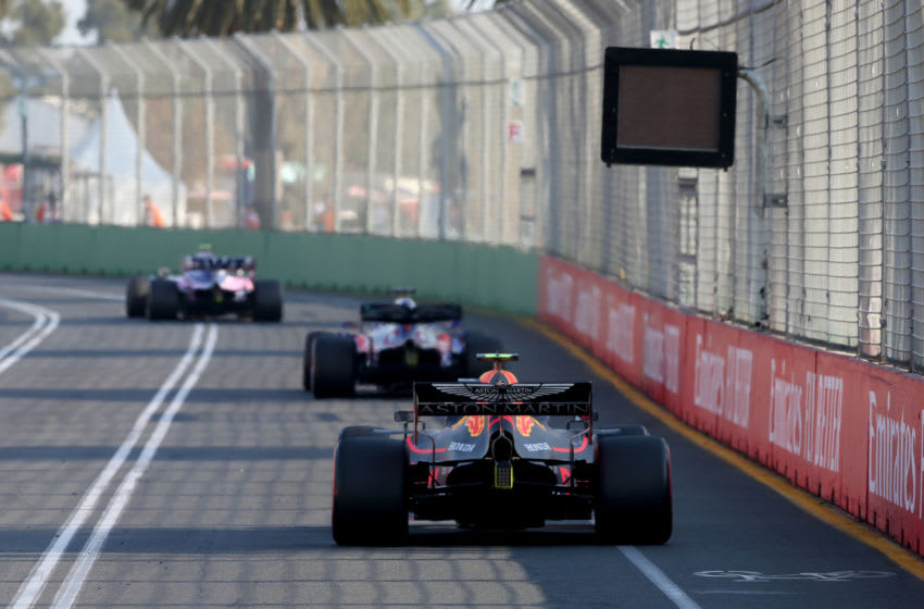 Formula 1 (Photo by Charles Coates/Getty Images)