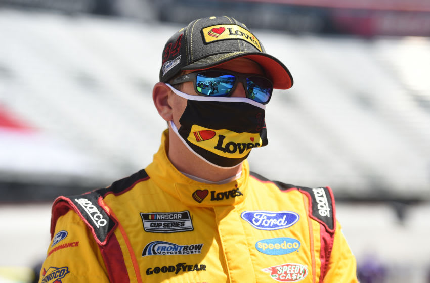 Michael McDowell, Front Row Motorsports, NASCAR (Photo by Jared C. Tilton/Getty Images)