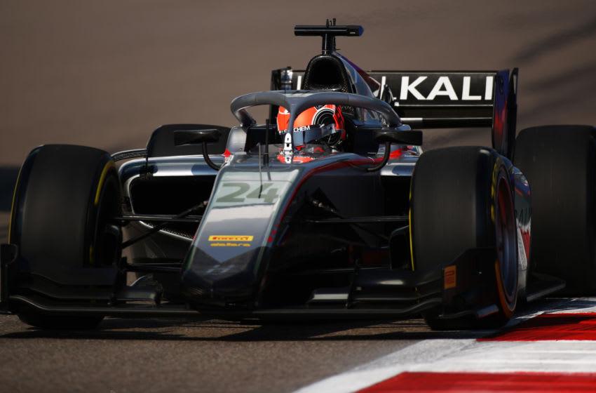 Nikita Mazepin, Haas, Formula 1 (Photo by Bryn Lennon/Getty Images)