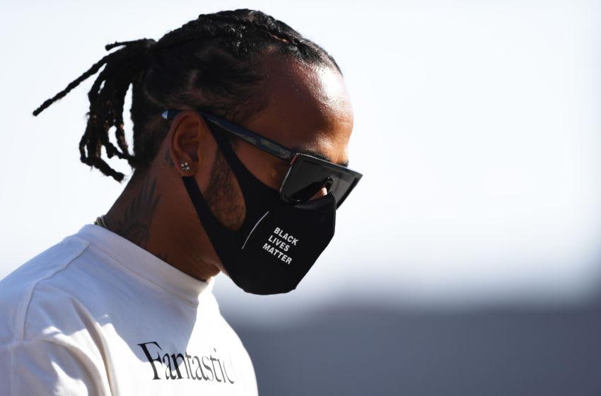 Lewis Hamilton, Mercedes, Formula 1 (Photo by Rudy Carezzevoli/Getty Images)