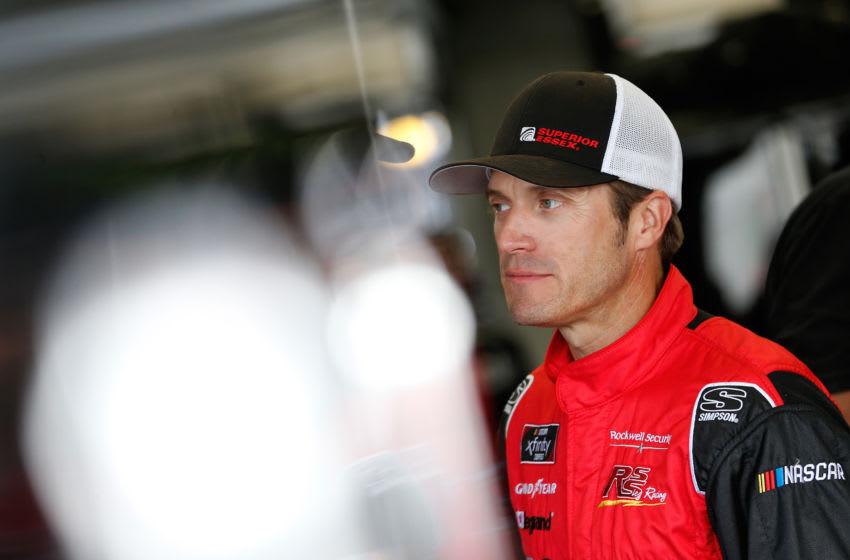J.J. Yeley, NY Racing Team, NASCAR (Photo by Brian Lawdermilk/Getty Images)