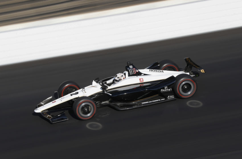 Jordan King, Rich Energy, IndyCar, Indy 500(Photo by Michael Hickey/Getty Images)