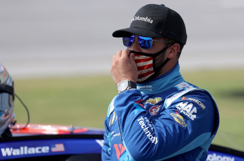 Bubba Wallace, 23XI Racing, NASCAR (Photo by Chris Graythen/Getty Images)