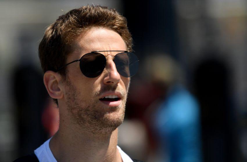 Romain Grosjean, Dale Coyne Racing, IndyCar (Photo credit should read ANDREJ ISAKOVIC/AFP via Getty Images)