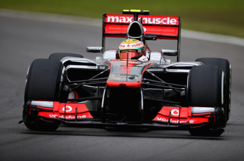 Lewis Hamilton, McLaren, Formula 1 (Photo by Clive Mason/Getty Images)