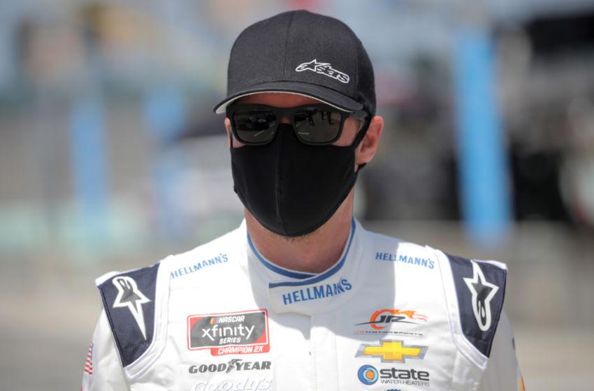 Dale Earnhardt Jr., JR Motorsports, NASCAR (Photo by Chris Graythen/Getty Images)