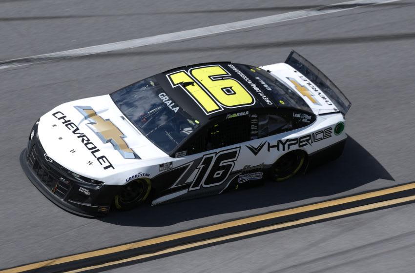 Kaz Grala, Kaulig Racing, NASCAR (Photo by Sean Gardner/Getty Images)