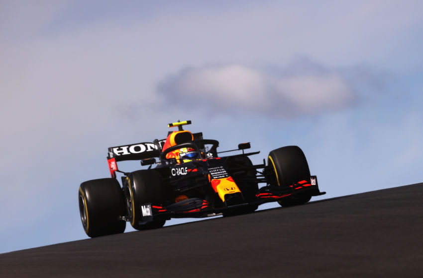 Sergio Perez, Red Bull, Formula 1 (Photo by Lars Baron/Getty Images)
