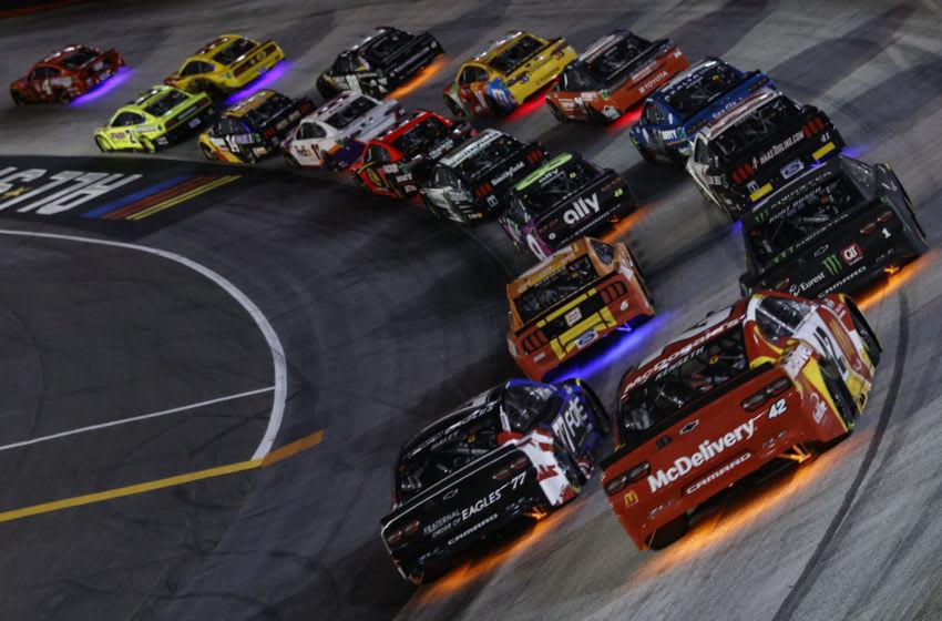 NASCAR, NASCAR All-Star Race, Bristol Motor Speedway (Photo by Patrick Smith/Getty Images)