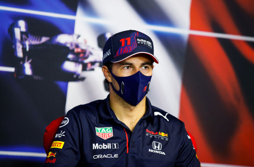 Sergio Perez, Red Bull, Formula 1 (Photo by Antonin Vincent - Pool/Getty Images)